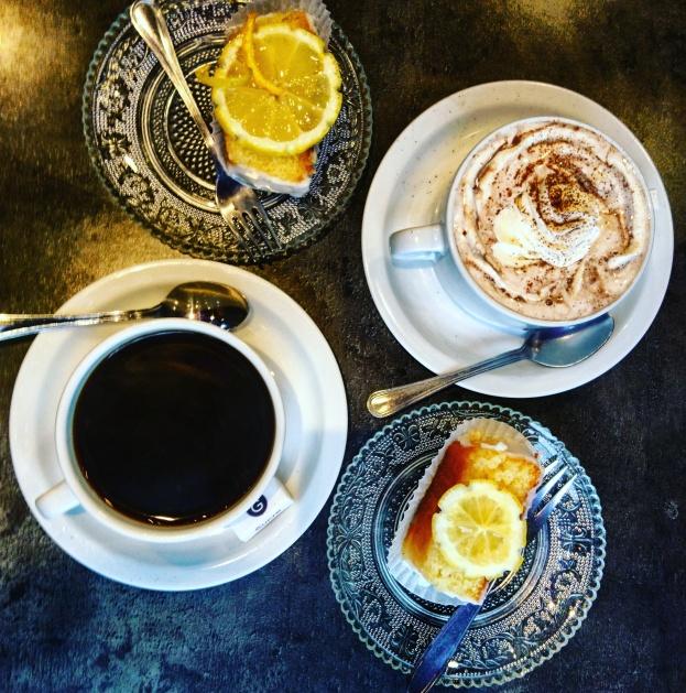 Café Pompon Cake