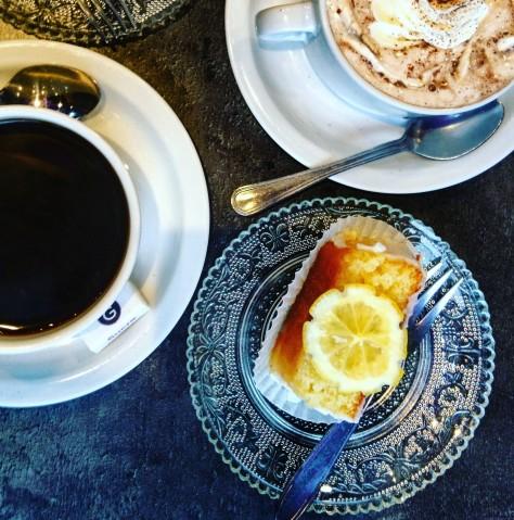 cake citron cherbourg
