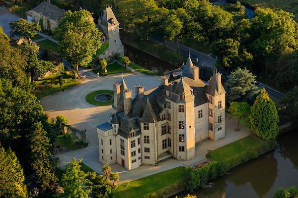 Tourlaville Chateau des Ravalet Houyvet